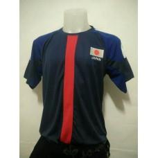 เสื้อฟุตบอลทีมชาติญี่ปุ่น Shinji Kagawa ส่งฟรีค่ะ